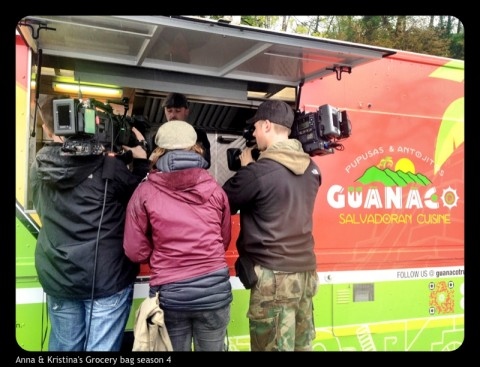 Salvadorian Food Truck